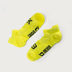 Thumbnail of Better Bodies BB Short Socks 2-Pack - Neon Yellow