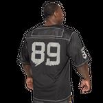 Thumbnail of GASP No1 Football tee - Black