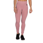 Thumbnail of Better Bodies Rockaway Leggings - Heather Pink