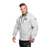 Thumbnail of Better Bodies Stanton Hoodie - Light Grey Melange