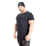 Thumbnail of Better Bodies Wide Neck Tee - Black