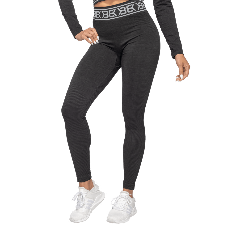 Gallery image of Rib Seamless Leggings