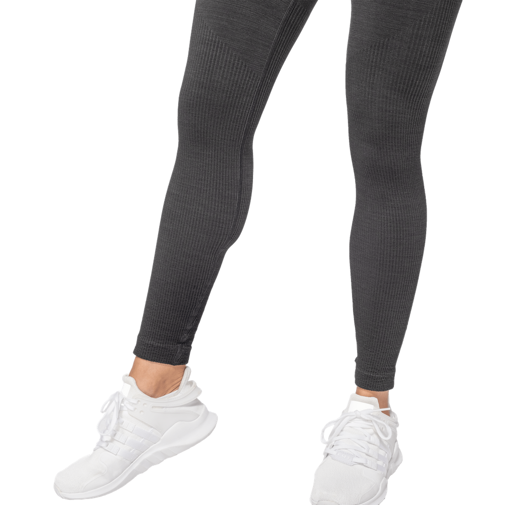 Thumbnail image of Rib Seamless Leggings
