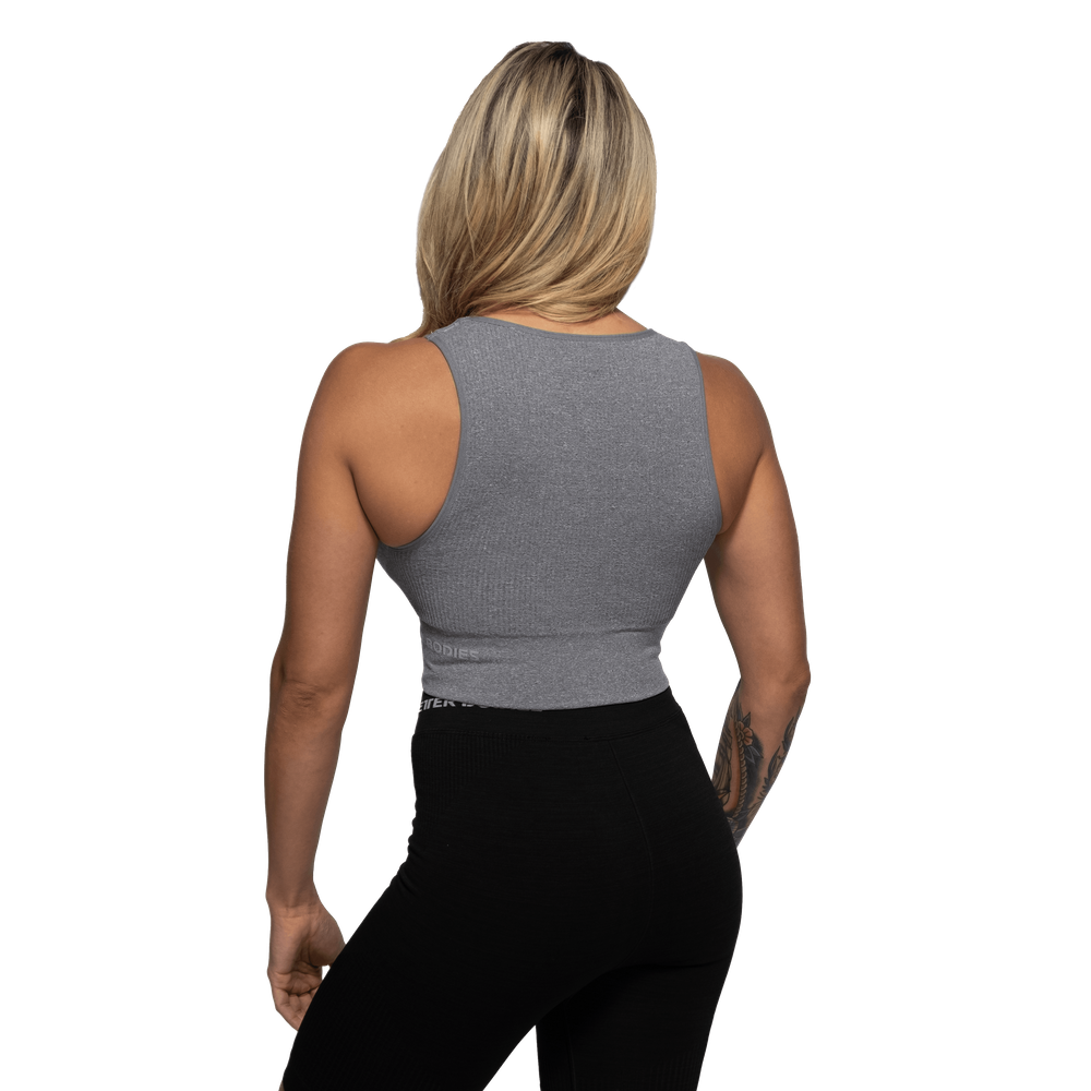 Gallery image of Rib seamless top
