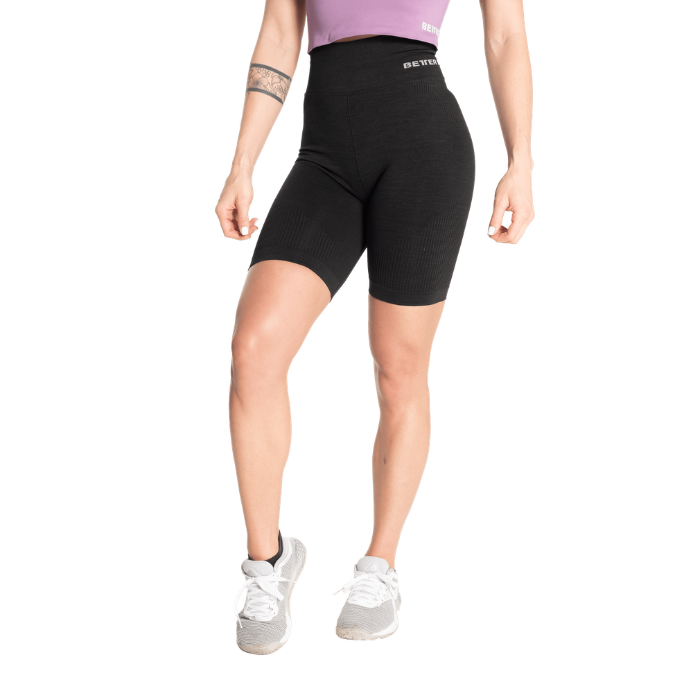 Gallery image of Rib Seamless Shorts