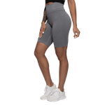 Thumbnail of Better Bodies Rib Seamless Shorts - Grey Melange