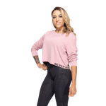 Thumbnail of Better Bodies Rockaway Seamless Long Sleeve - Heather Pink