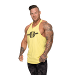 Thumbnail of Better Bodies Team BB Stringer V2 - Lemon Yellow