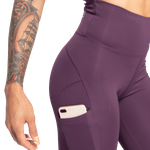 Thumbnail of Better Bodies High Waist Leggings - Royal Purple