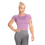 Thumbnail of Better Bodies Astoria seamless tee - Strong purple