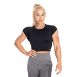Thumbnail of Better Bodies Astoria seamless tee - Black