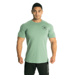 Thumbnail of Better Bodies Gym Tapered Tee - Teal Green