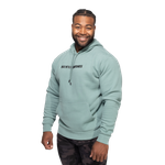 Thumbnail of Better Bodies Logo Hoodie - Teal Green