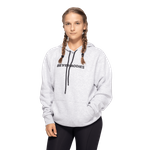 Thumbnail of Better Bodies Logo Hoodie - Light Grey Melange