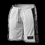 Thumbnail of GASP No1 mesh shorts - White/Black