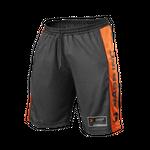 Thumbnail of GASP No1 mesh shorts - Black/Flame