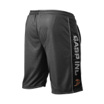 Thumbnail of GASP No1 mesh shorts - Black