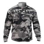 Thumbnail of GASP Thermal gym sweater - Tactical Camo