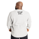 Thumbnail of GASP Thermal gym sweater - Grey Melange