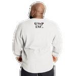 Thumbnail of GASP Thermal gym sweater - Grey Melange
