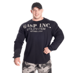 Thumbnail of GASP Thermal gym sweater - Asphalt