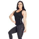 Thumbnail of Better Bodies Seamless Mesh Tank - Black
