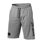 Thumbnail of GASP No 89 mesh shorts - Light Grey