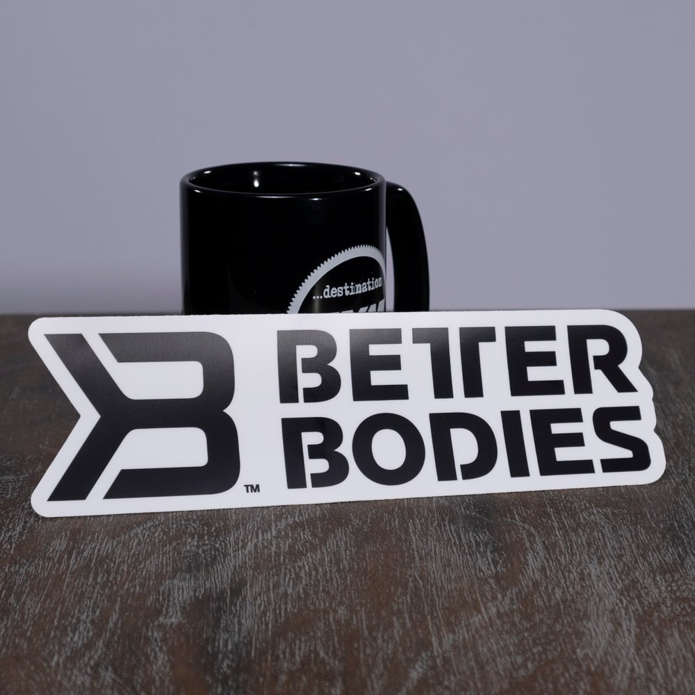 Gallery image of Better Bodies Vinyl Sticker