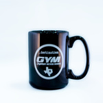 Thumbnail of GASP Breakfast & Barbells Coffee Mug - Black/White