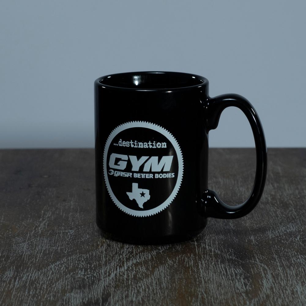Gallery image of Breakfast & Barbells Coffee Mug