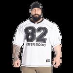 Thumbnail of Better Bodies BB Football Tee - White