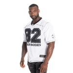 Thumbnail of Better Bodies BB Football Tee - White