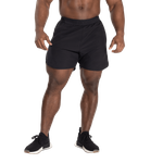 Thumbnail of Better Bodies Essex Stripe Shorts - Black/Grey