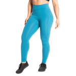 Thumbnail of Better Bodies Soho Leggings - Dark Turquoise