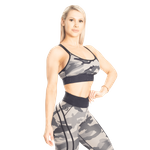 Thumbnail of Better Bodies Gym Sports Bra - Tactical Camo