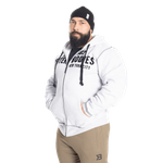 Thumbnail of Better Bodies Graphic Hoodie - Light Grey Melange