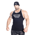 Thumbnail of Better Bodies Jersey Rib T-Back - Black