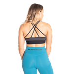 Thumbnail of Better Bodies Gym Sports Bra - Charcoal