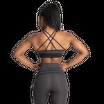 Thumbnail of Better Bodies Gym Sports Bra - Charcoal