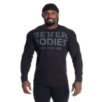 Thumbnail of Better Bodies Yoke Thermal LS - Black