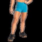 Thumbnail of Better Bodies Soho Shorts - Dark Turquoise