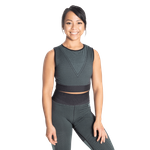Thumbnail of Better Bodies Roxy seamless top - Teal Green
