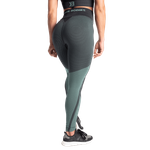 Thumbnail of Better Bodies Roxy Seamless Leggings - Teal Green