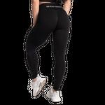 Thumbnail of Better Bodies Strong Seamless Leggings - Black Melange