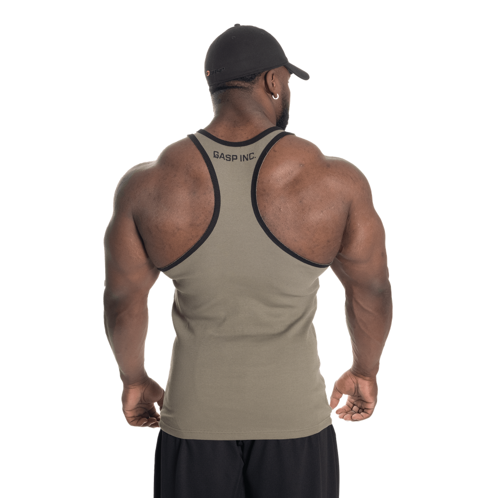 Gallery image of Ribbed T-back