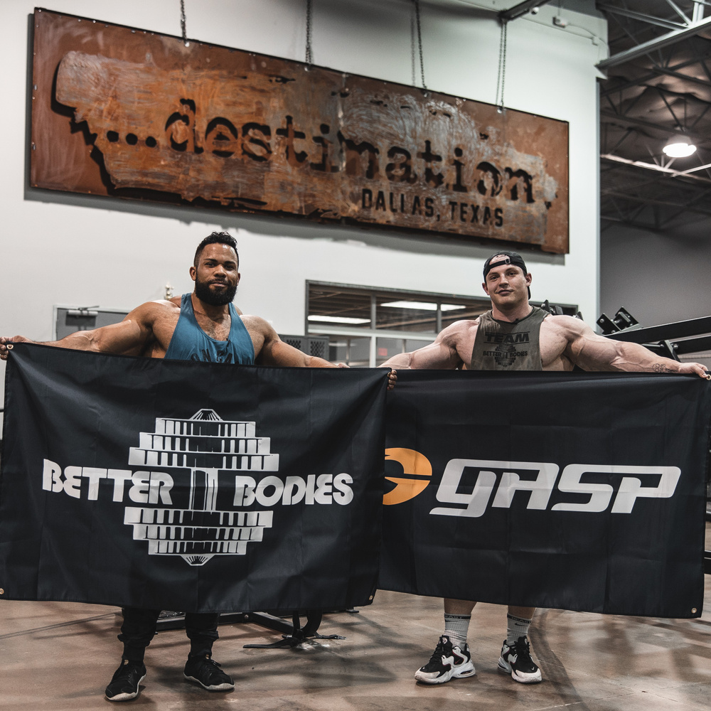 Gallery image of GASP Gym Flag