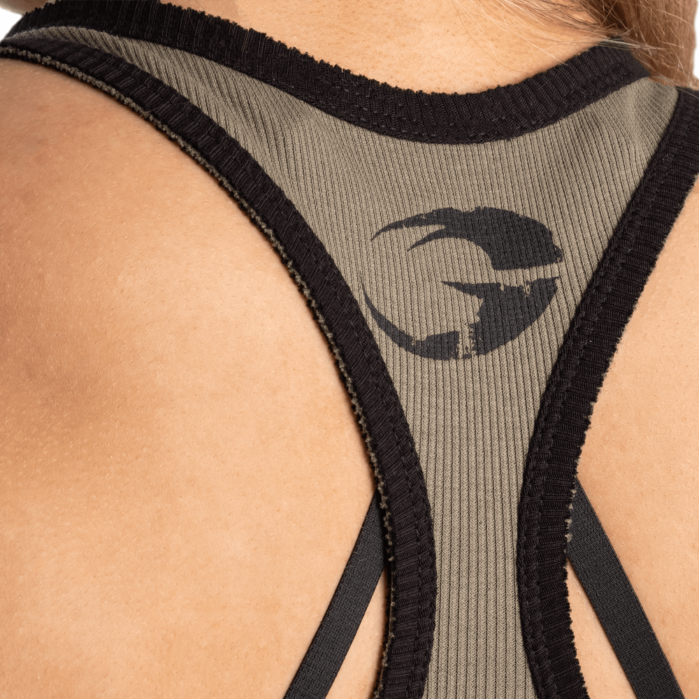 Gallery image of Rib Crop T-back