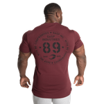 Thumbnail of GASP 89 Classic Tapered Tee - Maroon