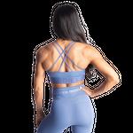 Thumbnail of Better Bodies Gym Sports Bra - Foggy Blue