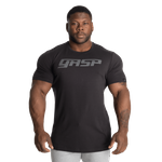 Thumbnail of GASP Gasp Logo Tapered Tee - Washed Black